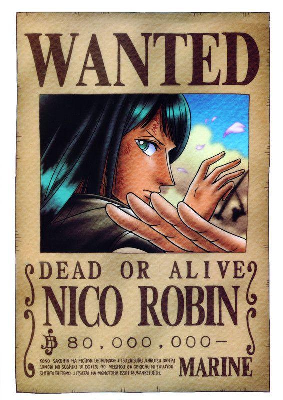 Mugiwara's wanted ! 11a9cb95