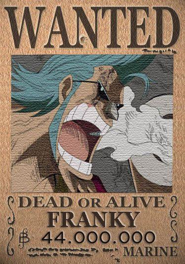 Mugiwara's wanted ! D02c8bbe